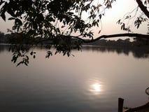 Sun refleja Imagenes de archivo