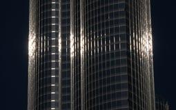 Sun-Reflexionen Lizenzfreies Stockbild