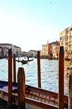 Sunrise over the Grand Canal Stock Photo