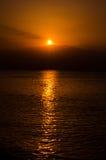 Sun rising Stock Images