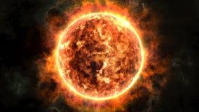 The Sun rivela nello spazio archivi video