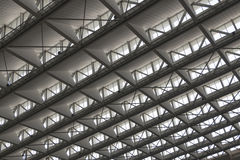 Sun roof structure Royalty Free Stock Photo