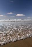 Sun, sand and sea. Stock Photography