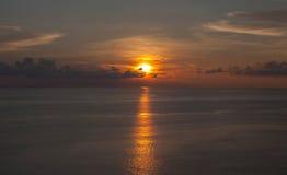 Sun set Royalty Free Stock Images