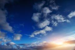 Sun sets in the clouds. Beauty world. Sun sets in the clouds. Beauty world Royalty Free Stock Photos
