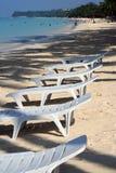 Sun and shade boracay island philippines Stock Photo