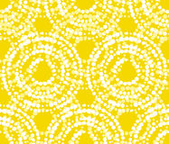 Sun shine joyful summer seamless pattern. Royalty Free Stock Photography