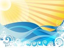 Sun is shining Royalty Free Stock Image