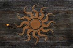 Sun sign Stock Photo