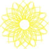 Sun sketch Stock Photos