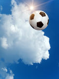 Sun  sky  ball Royalty Free Stock Image
