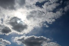 Sun sky Royalty Free Stock Photography