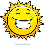 Sun Smiling Stock Images