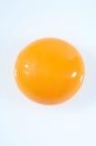 Sun - Sonne. Egg yolk on white background - Eigelb auf weissem Hintergrund stock image