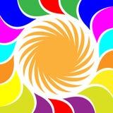 Sun Splash Royalty Free Stock Image