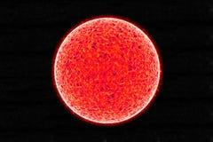 Sun Spots Stock Photo