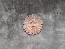 Sun of stone Royalty Free Stock Photography