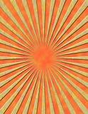 Sun-Strahlen Stockbild