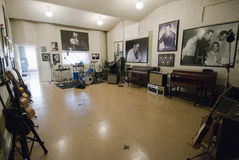 Sun Studio Stock Photography