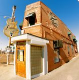 Sun Studio, Memphis Tennessee. The World Famous Sun Studio in Memphis Tennessee. Sun Studio is a recording studio opened by rock pioneer Sam Phillips at 706 Stock Photos