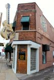Sun Studio. The outside of the legendary rock n roll recording studio in Memphis, Tennessee Stock Photo