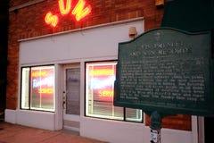 Sun Studios, Memphis, TN Stock Photos