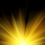 Sun and Sun rays Royalty Free Stock Photos