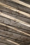 Sun sur le fond en bois Photo libre de droits