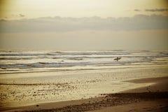 Sun/surf retire Stock Images