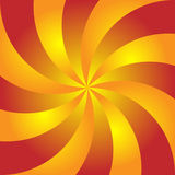 Sun Swirl Royalty Free Stock Photography