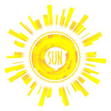 Sun Symbol Stock Images