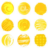 Sun Symbols Royalty Free Stock Photo