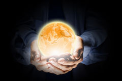 Sun system Stock Images