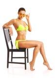 Sun tan Stock Images