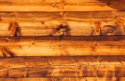 Sun tanned a madeira foto de stock