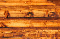 Sun tanned wood Stock Photo