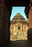Sun temple Royalty Free Stock Photography