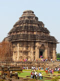 Sun temple, Konark, Orissa Stock Photography