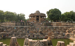 Sun temple Stock Images