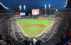 Sun Trust Park, Atlanta, GA. Home of the Atlanta, Braves stock photography