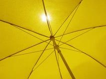 Sun umbrella Royalty Free Stock Photos
