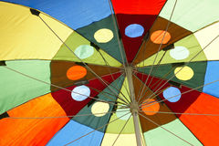 Sun umbrella Royalty Free Stock Image