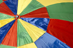 Sun umbrella Royalty Free Stock Photo