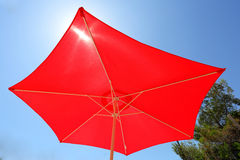 Sun Umbrella Royalty Free Stock Photos