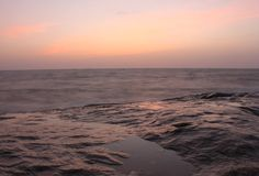 Sun und Meer Stockfotos
