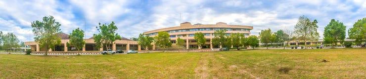 The Sun of University FITM Stock Photo
