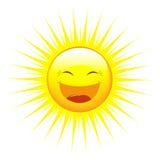 Sun. Vector Royalty Free Stock Photos