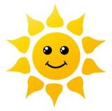 Sun vector Royalty Free Stock Photos