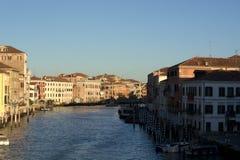 Sun in Venice Stock Photography