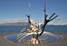 Reykjavík Sólfar Royalty Free Stock Image